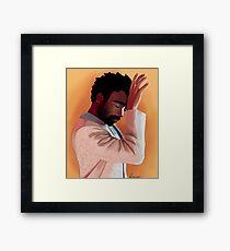 Donald Glover - Childish Gambino Framed Print