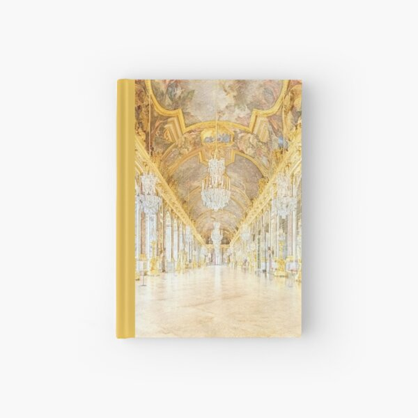 Versailles Hall of Mirrors Hardcover Journal