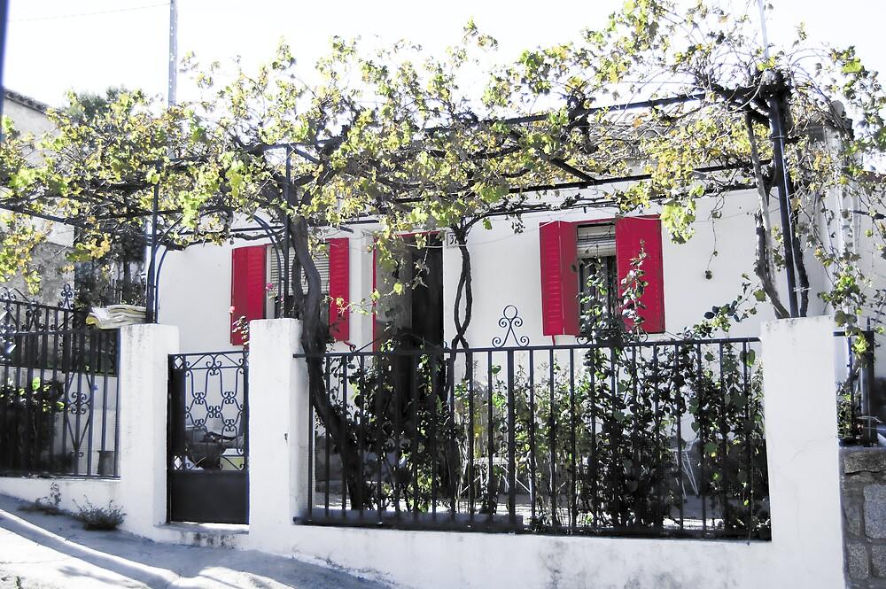 village house by Angel Jesús Pérez Alfonso