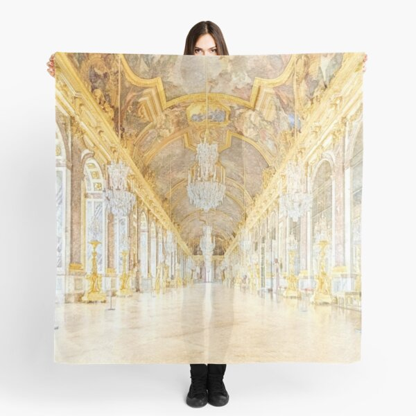 Versailles Hall of Mirrors Scarf