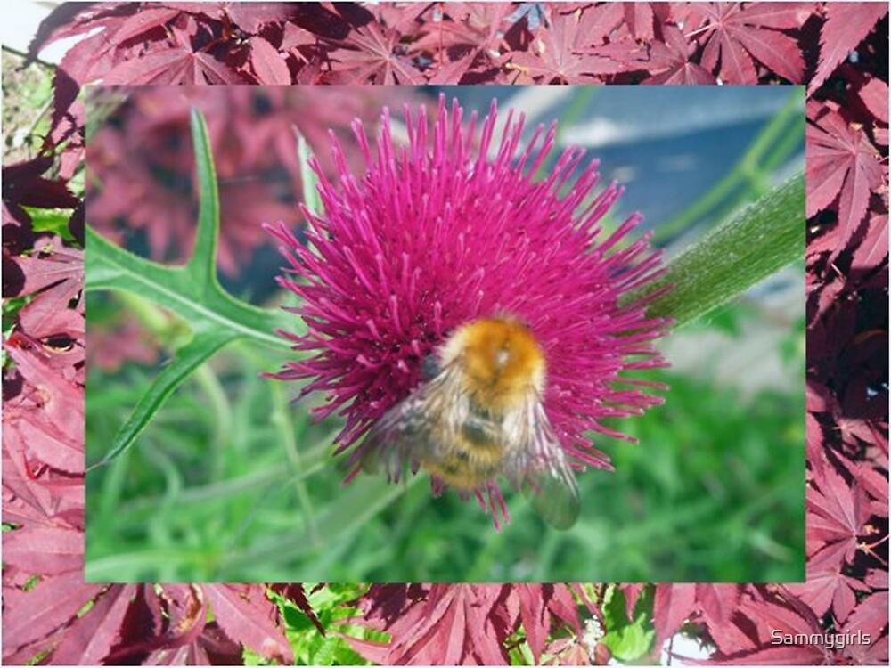 Flower in the MIX! by Sammygirls