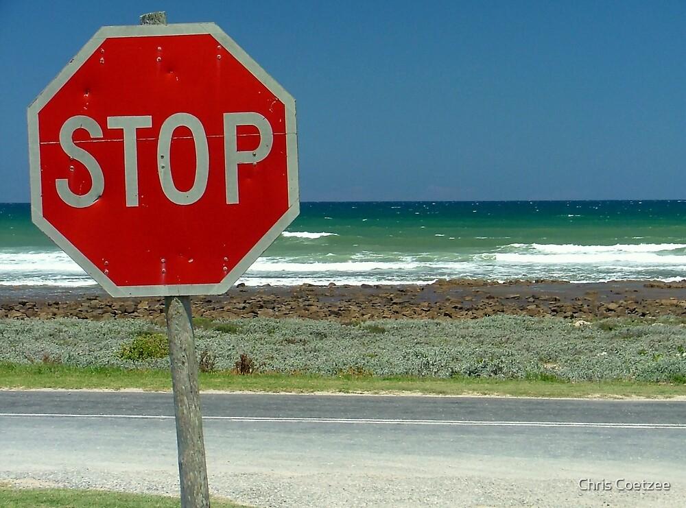 STOP! by Chris Coetzee