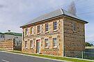 Avoca Post Office, Tasmania by Graeme  Hyde
