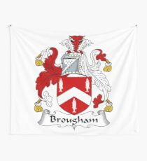 Brougham  Wall Tapestry