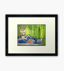 Consumption En Masse Framed Print