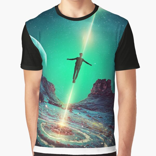 Let Me Free Graphic T-Shirt