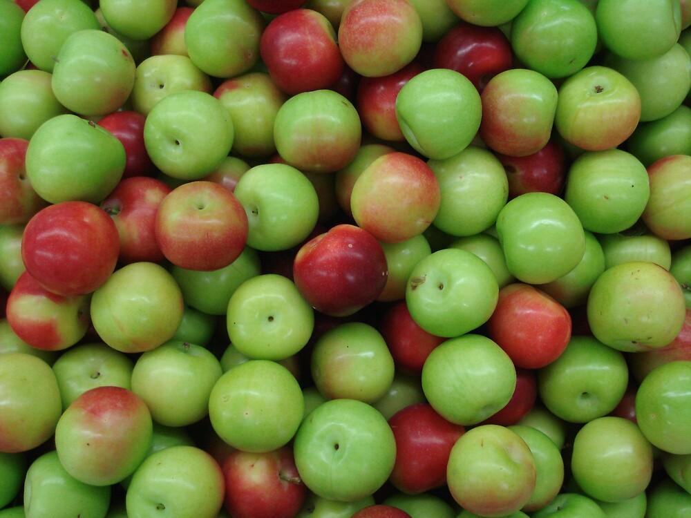 apples by kveta
