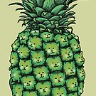 PINEAPPLECATS by MEDIACORPSE