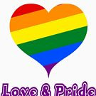Love & Pride -  by Thinglish Lifestyle