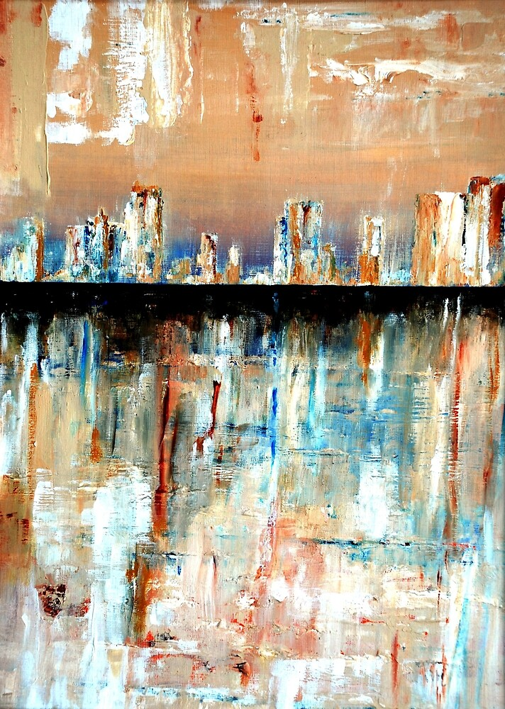 Skyline by Susan Harley