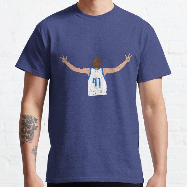 Dirk Nowitzki Celebration  Classic T-Shirt