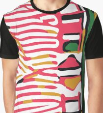 Emotions Graphic T-Shirt