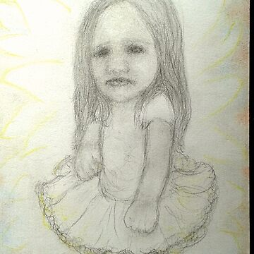 Little Miss Grumpy Bub by MardiGCalero