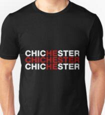 Chichester United Kingdom Flag Shirt - Chichester T-Shirt Unisex T-Shirt