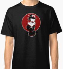 Sexy Pinup Geisha Classic T-Shirt