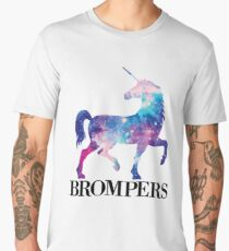 57ef8c93752f Brompers Unicorn Tshirt- Male Romper Tee Men s Premium T-Shirt