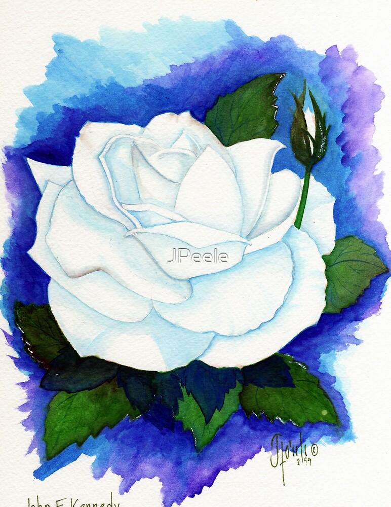 Rose John F Kennedy by James Peele