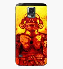 Coatlicue - Aztec goddess, The mythological mother of the moon and stars   Case/Skin for Samsung Galaxy