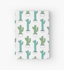 Cactus Print Hardcover Journal