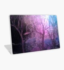 Forest at Night Laptop Skin