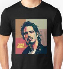 Chris Cornell WPAP Unisex T-Shirt