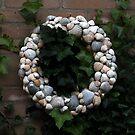 Seashell Wreath by patjila