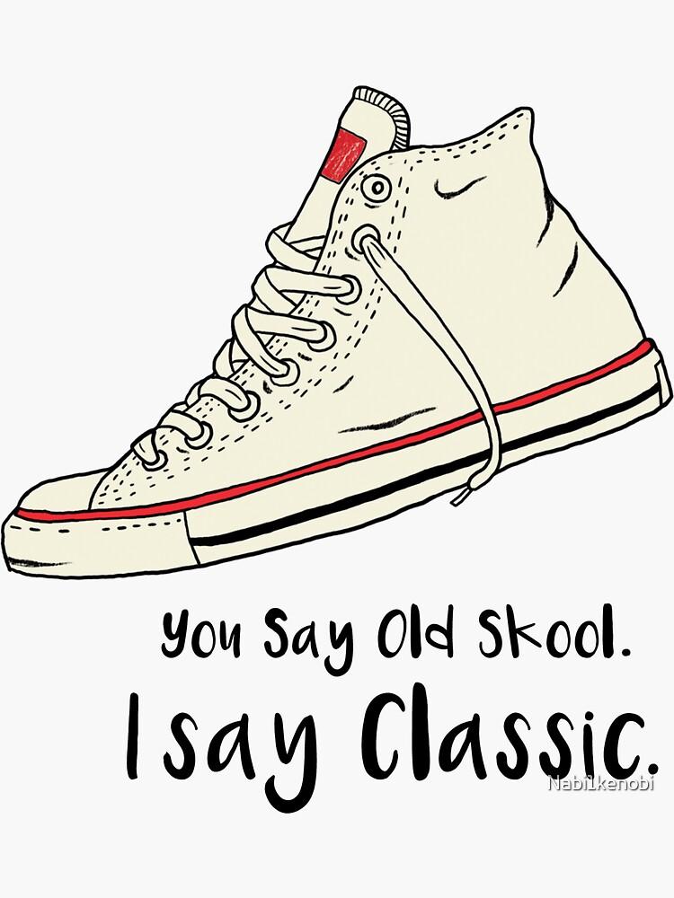 Old Skool Classic by Nabi1kenobi