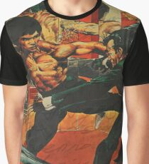 Kung Fu  Graphic T-Shirt