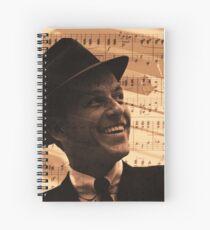 Frank Sinatra Spiralblock