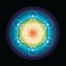 Metatron's Cube #4 • 2014 by Shining Light Creations