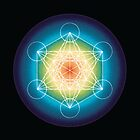 Metatron's Cube #4 by InfinitePathArt
