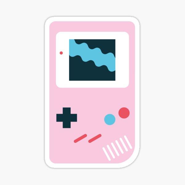 Retro Game Boy Sticker