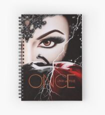 Once Upon A Time S6 Spiral Notebook