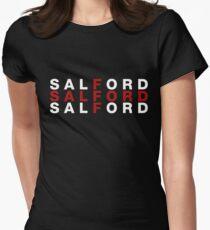 Salford United Kingdom Flag Shirt - Salford T-Shirt T-Shirt