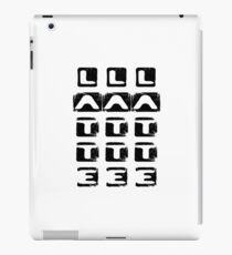 Latte iPad Case/Skin