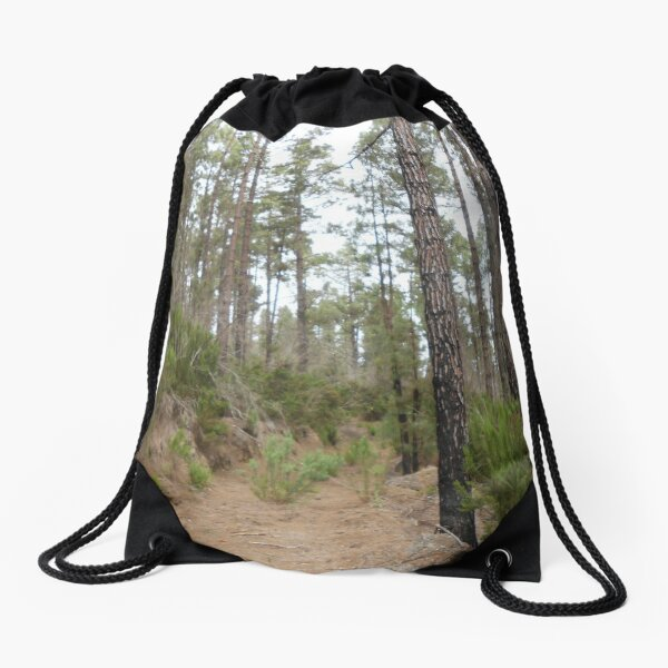 Forest gifts Drawstring Bag
