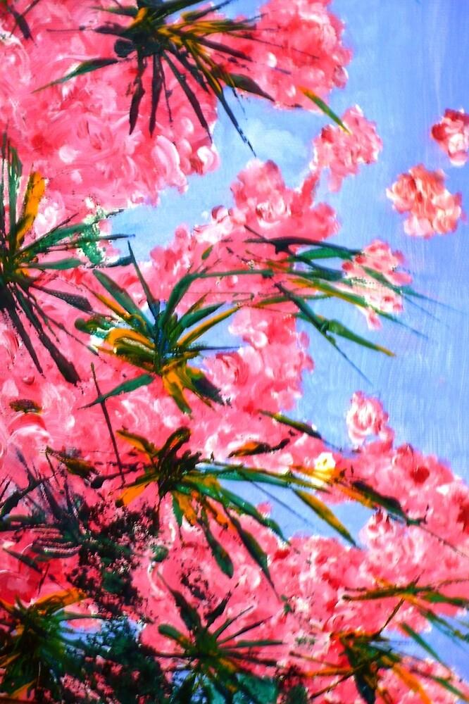 Oleander 2 by Susan Harley