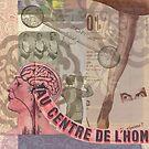 « au centre de l'hom » par Olga Lupi