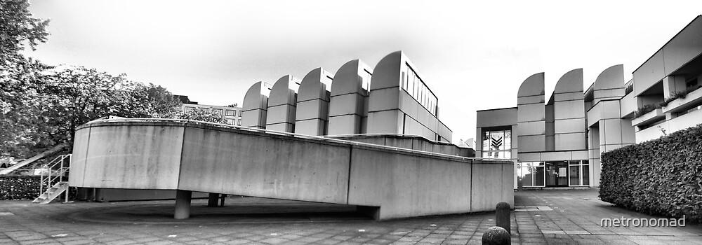 Bauhaus Archiv by metronomad