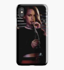 Cheryl Blossom (Madelaine Petsch) - Riverdale iPhone Case/Skin