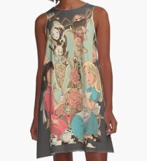 Wonderlands A-Line Dress