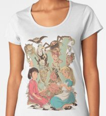 Wonderlands Women's Premium T-Shirt