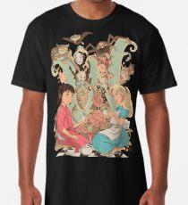 Wonderlands Long T-Shirt