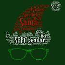 Santa Loves His Spectactular Christmas Specs by patjila