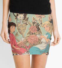 Wonderlands Mini Skirt