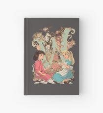 Wonderlands Hardcover Journal