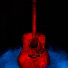The Red Guitar by Keith G. Hawley