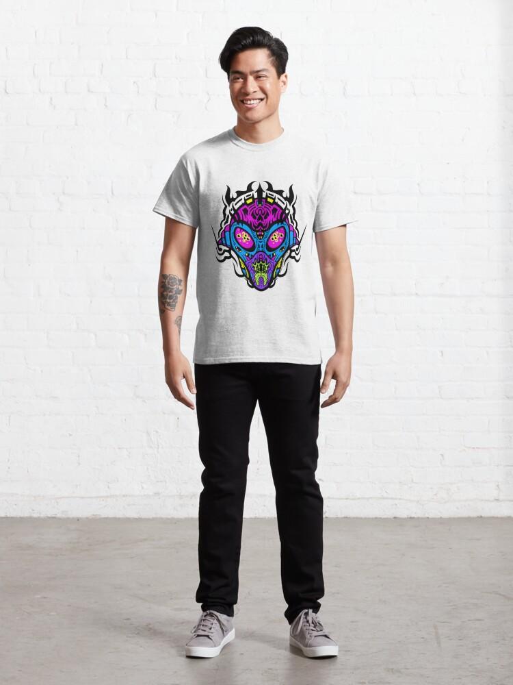 Alternate view of Stranger Still - The Pretty Colors Classic T-Shirt