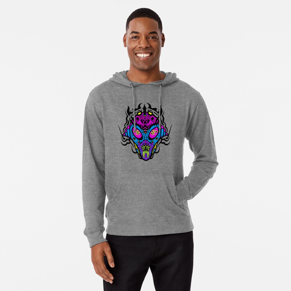 Stranger Still - The Pretty Colors Lightweight Hoodie