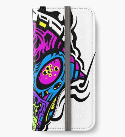 Stranger Still - The Pretty Colors iPhone Wallet